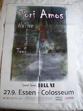 """Konzertposter """" Tori Amos """" Essen 27.09.17"""