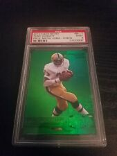 2012 Fleer Retro Tony Dorsett Precious Metal Gems Green Card #ed 8/10