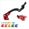 Motorcycle Foot Brake Lever Pedal For Honda CRF250R CRF450R CRF450RX CRF250RX