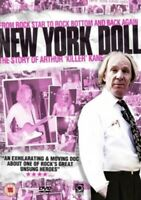 Nuovo New York Doll - The Story Of Arthur 'Assassino' Kane DVD (OPTD0319)