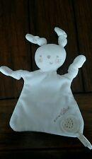 Natures Purest Pure Love baby rabbit bunny comfort blanket comforter organic