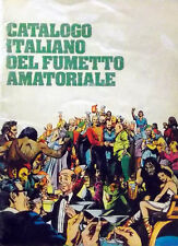 CATALOGO ITALIANO DEL FUMETTO AMATORIALE