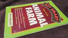 ANIMAL FARM Study Guide - Peter HIPWELL. Get Smart. 1st NEW Sample Essay in MELB