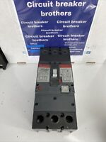 GE  SFLA36AT0250 250 Amp 600 Volt 3 Pole 200 Amp plug Circuit Breaker-Warranty