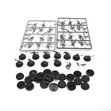 LOTR 35 moria goblin warriors PLASTIC Games Workshop
