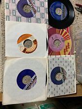 Diana Ross Pop R&B Lot Of 6-F. Vinyl Records 45
