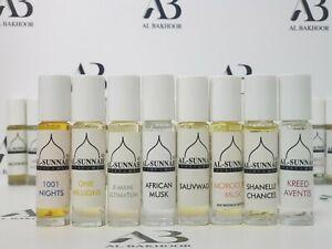 Al Sunnah Perfumes - Full List - Over 135 Names - Fragrance Oils - Free UK Post