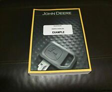 John Deere 350d 355d Dozer Bulldozer Parts Catalog Manual