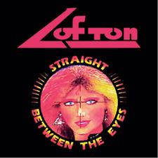 LOFTON-Straight Between the Eyes CD Warrior, Sound Barrier, Leatherwolf, Private