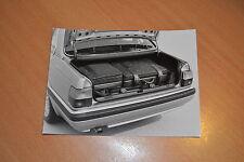 PHOTO DE PRESSE ( PRESS PHOTO ) Audi 80 CD de 1985 AU111