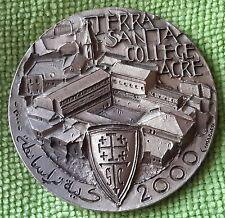 Medaglia Religiosa Giubileo 2000 Collegio Sacro in terra Santa Inc. Cimarosti