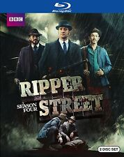 RIPPER STREET: SEASON 4 FOUR BLU-RAY - MATTHEW MACFADYEN