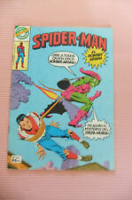 5.5 FN- FINE AMAZING SPIDER-MAN # 39 SPANISH EURO VARIANT YOP 1981 CP