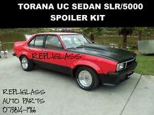 TORANA UC SEDAN L34 SLR/5000 STYLE BODY KIT SPOILERS