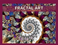 Fractal Art: A Coloring Book by Doug Harrington