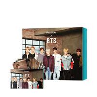 MEDIHEAL BTS 04 Soothing care Set Mask Sheets 10ea + Photocard 14ea KPOP
