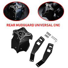 Motorcycle Dirt Bike Rear Fender Mud Dust Wheel Splash CNC Decorative Offroad
