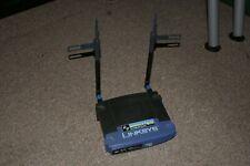 Cisco Linksys WRT54G V6 2.4GHz 54 Mbps 4 Port Wireless G Broadband Router