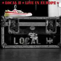 Local H - Live In Europe [New Vinyl] Explicit