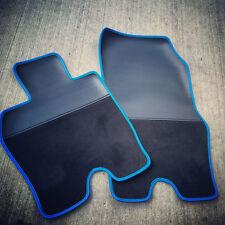 BMW i8 Hybrid Bespoke aftermarket Alcantara Carbon Fiber floor mats