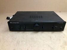 CAMBRIDGE AUDIO A1 V3.0 INTEGRATED AMPLIFIER STEREO MK3 AMP SOUND SYSTEM