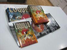 LOQUILLO SALUD Y ROCK ROLL EN CONCIERTO  CAMISETA XL + CD FIRMADO