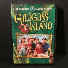 Gilligan's Island Bob Denver Classic TV Seasons 2 & 3 Season DVD Set NEW SEALED
