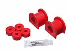 Energy Suspension Sway Bar Bushing Kit 8.5102G; 23.00mm Front Black for 4Runner