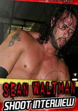 Sean Waltman Shoot Interview Wrestling DVD,  WWF WCW X-Pac Xpac Syxx NWO TNA