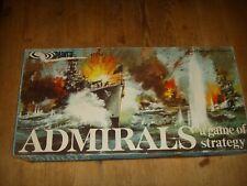 Vintage Admirals Board Game by Parker