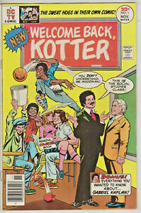 WELCOME BACK KOTTER#1 VF 1976 DC BRONZE AGE COMICS