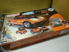 Meccano 8950 remotecontrol car with light and music system Unused but tatty box
