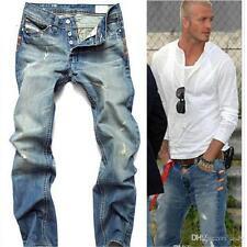 """ADIDAS David Beckham Stile Jeans - 34"""" Girovita"""