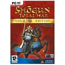 TOTAL WAR SHOGUN GOLD EDITION GIOCO PC-Nuovo di zecca!