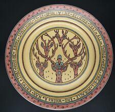 Mary Bacon Jones The Jungle Book Folk Design Plate for Guerin Limoges - K