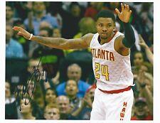 Kent Bazemore Signed Autographed 8x10 Photo Atlanta Hawks