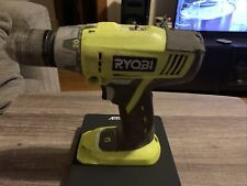 Ryobi P213 Hammer/ Drill Driver No Side Handle Bare Tool Only * No Battery