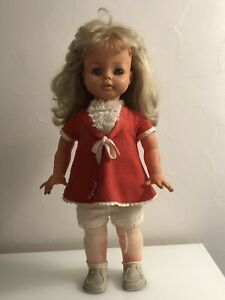 Grande poupée ancienne Raynal 48 cm