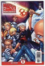 MARVEL MANGAVERSE #1,2,3,4,5 & 6 Comics Ben Dunn Fantastic Four Galactus Captain