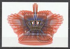 Nederland NVPH 2519 Vel Koninklijk 2007 Gestempeld Groningen