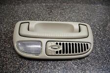 2004 KIA SEDONA DRIVER REAR OVERHEAD GRAB HANDLE LIGHT VENT ASSEMBLY OEM 04