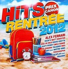 HITS RENTREE 2012-V/ NEW CD