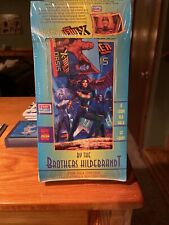 1997 x-men oasis 2099 sealed trading card box