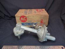 NOS 1940-1960 IHC Diamond-T Kentworth Acf Oshkosh AC Fuel Pump Hendrickson 6cy