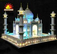 LED Light Kit for LEGO Taj Mahal 10256 ( Australia Top Rated Seller)