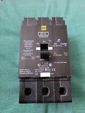 Square D Edb34020 20A 3 Poles Bolt On Circuit Breaker 480 V