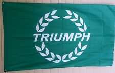 TRIUMPH Cars 3x5 Flag Banner Spitfire TR6 TR7 TR8