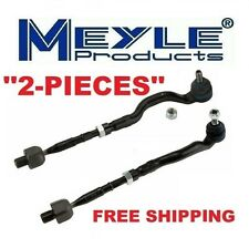 2-Meyle Brand Tie Rod Assembly Left & Right Sides for BMW E46 325XI 330XI