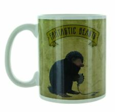 Official Harry Potter Fantastic Beasts Niffler Heat Changing Magic Coffee Mug Pl