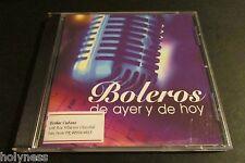 BOLEROS DE AYER Y HOY / CD / EX+